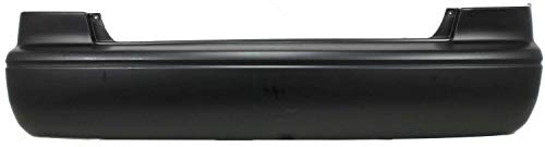 Rear Bumper Cover Compatible with 2000-2001 Toyota Camry Primed