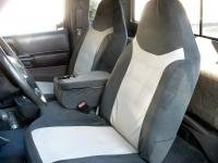 Durafit Seat Covers, Made to fit 2002-2003 Ranger Exact Fit Seat Covers Black with Red Inserts