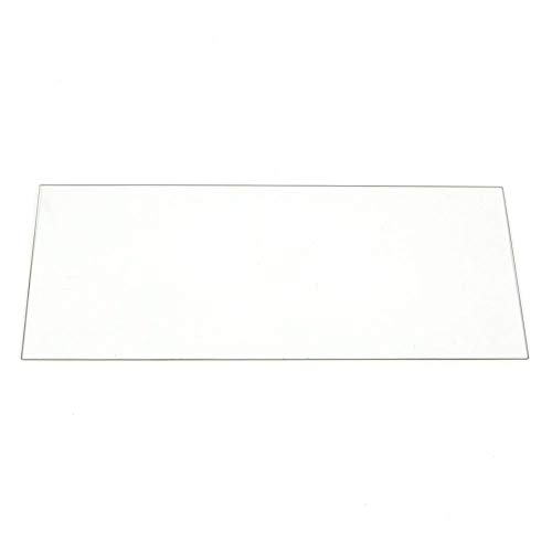 218390523 Refrigerator Crisper Drawer Cover Glass Insert Genuine Original Equipment Manufacturer (OEM) Part
