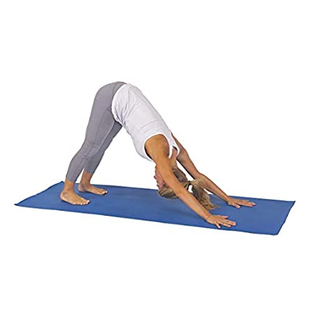 Sunny Health & Fitness Non-Slip Yoga Mat –...