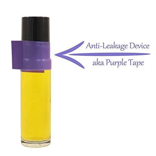 All Natural Tea Tree Perfume Oil, Small - Organic Jojoba Oil, Essential Oils, Roll On, 0.3 oz