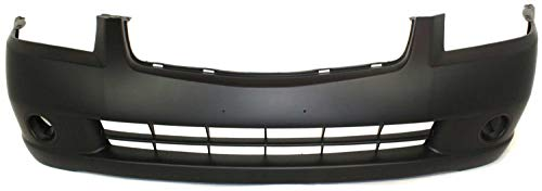 Front Bumper Cover Compatible with 2005-2006 Nissan Altima Primed