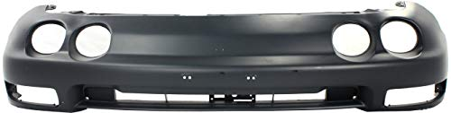 Front Bumper Cover Compatible with 1994-1997 Acura Integra Primed