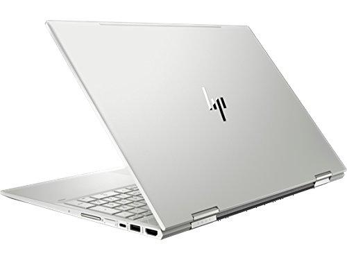 "Newest 2019 HP Envy x360-15t Quad Core with 10th Gen. Intel i7-10510U, HP Stylus Pen, IPS FHD Edge-to-Edge, Fingerprint, Windows 10, B&O Audio 15.6"" Convertible 2-in-1 Laptop PC (16GB RAM, 1TB SSD)"