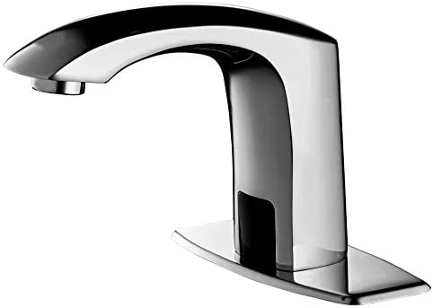 HHOOMMEE Automatic Bathroom Faucet