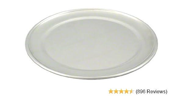 American Metalcraft TP8 Wide Rim Pizza Pan, Aluminum, 8-Inches,Silver