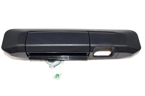 PT Auto Warehouse TO-3247A-TGC - Tailgate Handle, Textured Black - with Camera Hole