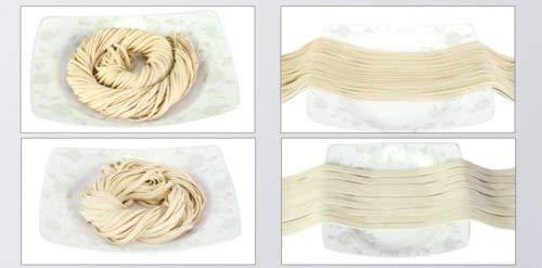 Hengwei 135W 110V Electric Dumpling Dough Skin Noodles Pasta Maker Machine Automatic