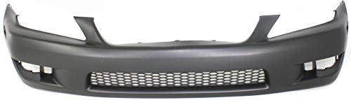Front Bumper Cover Primed Compatible with 2001-2005 Lexus IS300