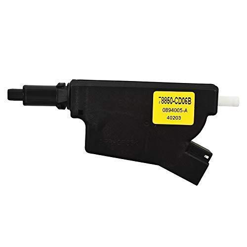 labwork New Fuel Lid Door Lock Latch Actuator Fit for 2003-2008 Nissan 350Z 78850-CD06B