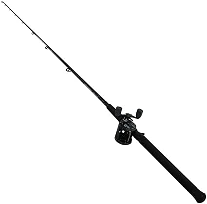Abu Garcia Catfish Commando Fishing Rod and Reel Combo