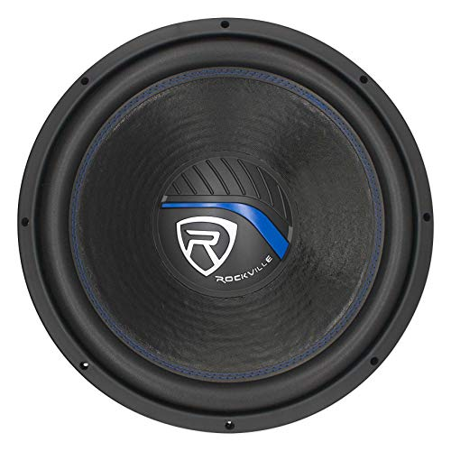 "Rockville K5 W15K5S2 15"" 2000w 2 Ohm Car Audio Subwoofer Sub 500w RMS CEA Rated!"