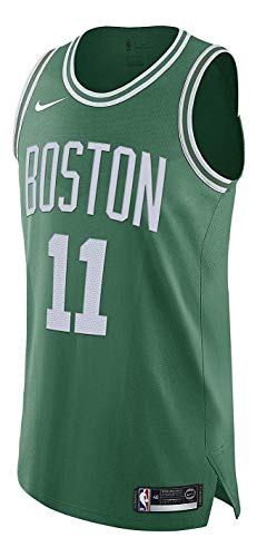 Nike Boston Celtics Kyrie Irving Icon Edition Authentic Jersey 863015-316 Kelly Green (Size 40)