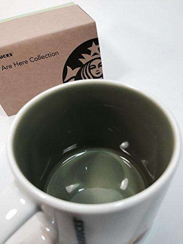 Starbucks Brussels Belgium Mug Cup You Are Here Series 14oz