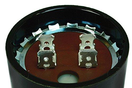 TEMCo 540-648 uf/MFD 110-125 VAC Volts Round Start Capacitor 50/60 Hz AC Electric - Lot -1