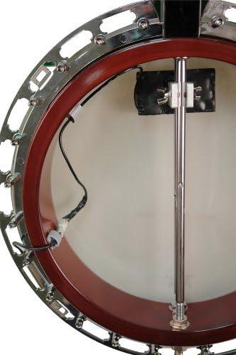 Gold Tone Smp+ Sliding Magnetic Pickup For Banjo