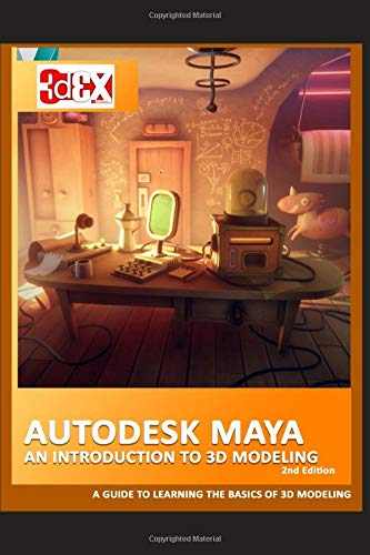 Autodesk Maya - An Introduction to 3D Modeling