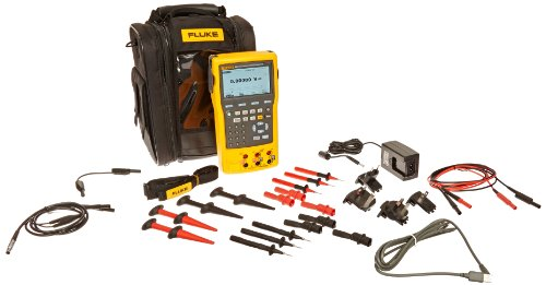 Fluke 754 HART Documenting Process Calibrator, -10 to +50 Degrees C Temperature Range with a NIST-Traceable Calibration Certificate with Data
