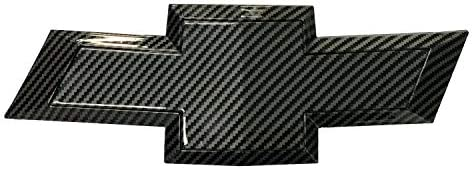 car sales 2011-2014 Chevy Cruze Rear Bumper Emblem Carbon Fibre Grille Badge Grill Sign Symbol Logo (carbon fibre, rear)