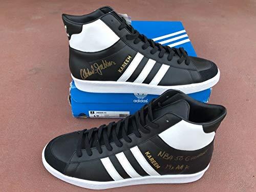 Authentic Autographed Kareem Abdul ~ jabbar Adidas NBA 50 Greatest Shoes Beckett Beckett Itp COA