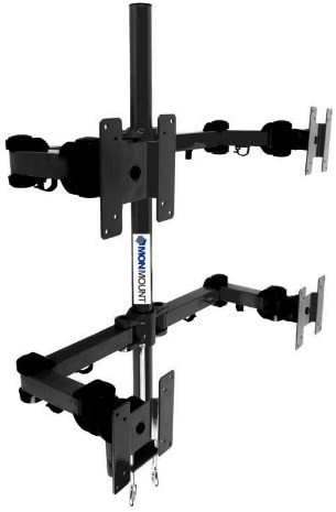 Best Quad Monitor Stands