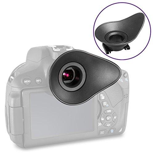 Altura Photo Rubet Eyepiece Eyecup برای Canon EOS 70D 77D 80D Rebel T7 T7i T6i T6s T6 SL2 SL3 DSLR دوربین های