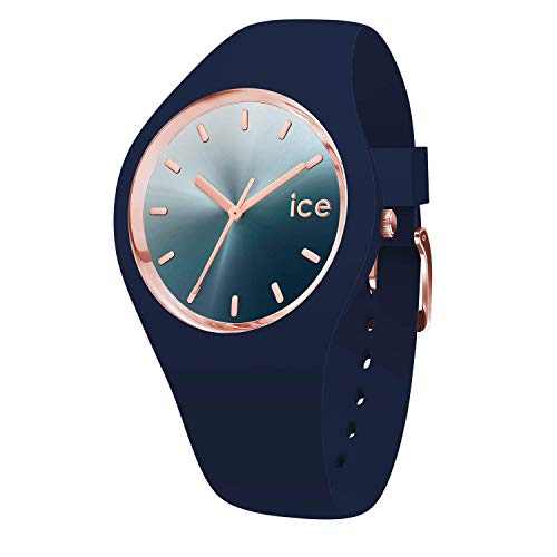 Ice-Watch Womens Analogue Quartz Watch with Silicone Strap 15751