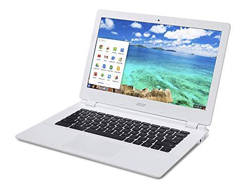"Acer Chromebook CB5-311-T677 - 13.3"" Full HD Display, NVIDIA Tegra K1 2.1GHz, 4GB RAM, 32GB SSD - White (Renewed)"