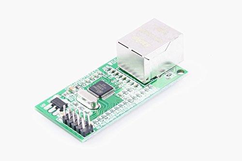 W5500 Ethernet Network Module Hardware TCP/IP 51 / STM32 Microcontroller Program Over W5100