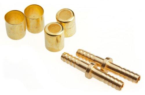 Forney 60331 Hose Splicer Kit, Oxygen Acetylene, 1/4-Inch