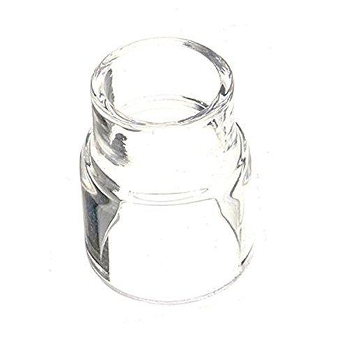 Jack&Dave 22pcs Pratical Welding Pyrex Cup Welding Torch Stubby Gas Lens #12 Pyrex Tig Cup Kit for WP-9/20/25