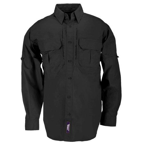 5.11 Men's Cotton Multi-Purpose Tactical Long Sleeve Shirt, Style 72157