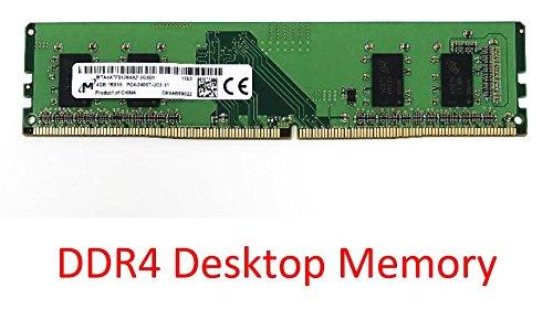 Micron 4GB PC4-2400 DDR4 288-Pin SoDimm Memory Module Mfr P/N MTA4ATF51264AZ-2G3B1