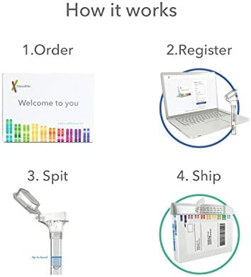 23andMe Health + Ancestry Service: Personal Genetic DNA Test Including Health Predispositions, Carrier Status, Wellness, and Trait Reports (Before You Buy See Important Test Info Below) 8