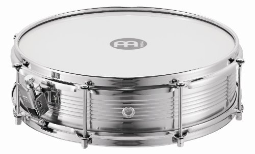 """Meinl Percussion 14"""" Caixa Drum with Aluminum Body - NOT MADE IN CHINA - Equipped with Steel Snare Wires and Throw-Off, 2-YEAR WARRANTY (CA14)"""