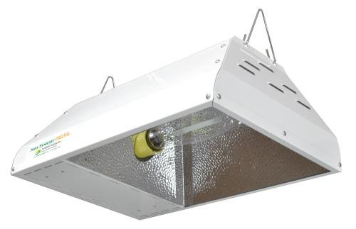 Sun System Grow Lights - Digital 400 Complete System - 400W | 120/240V - Plug and Play Grow Lamp For Hydroponics and Greenhouse Use