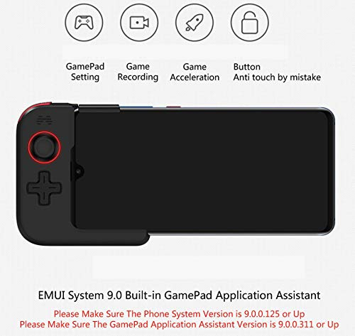 BETOP G1 Game Controller Bluetooth 5.0 Joystick Case for Huawei Mate20 /20Pro/ X