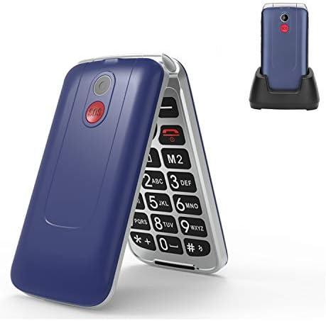 Uleway 3g Senior Flip Phone Unlocked With Sos Button Tmobile Flip