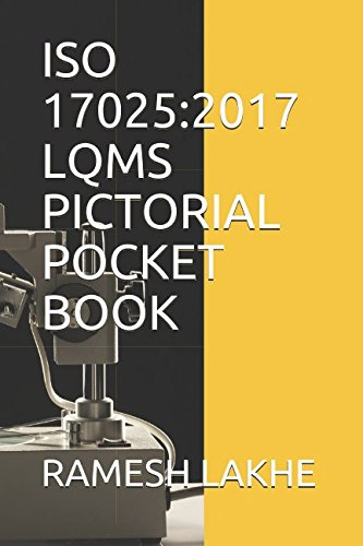 ISO 17025:2017 LQMS PICTORIAL POCKET BOOK (RRL)
