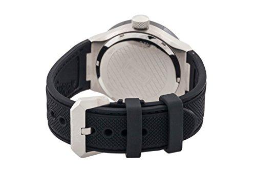 Just Cavalli Men's Analogue Quartz Watch with Rubber Strap JC1G017P0015