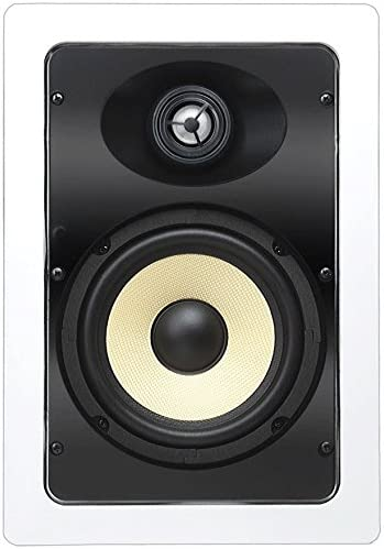 "OSD Audio IW690 6.5"" Kevlar In Wall Home Theater Speaker"