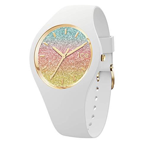Ice-Watch Ice Lo Malibu Medium Glittery Dial Women's Watch 016901