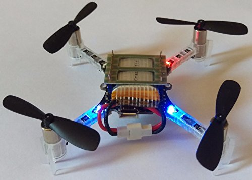 SeeedStudio - Crazyflie 2.0 - Versatile Flying Development Platform - DIY Maker Open Source BOOOLE
