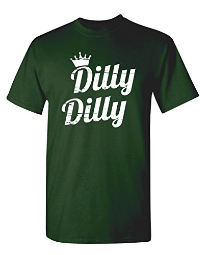 Dilly Dilly Crown Party Novelty Adult Humor Graphic Funny T Shirt