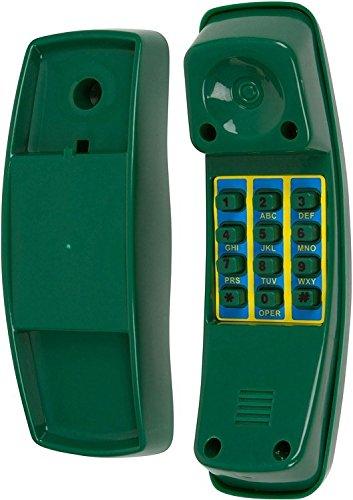 Swing Set Stuff Telephone with SSS Logo Sticker, Green