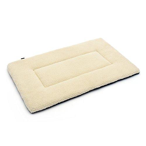 DERICOR Dog Bed Crate Pad Machine Washable
