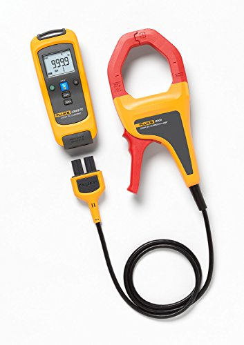 Fluke FLUKE-A3003FCTCAL Wireless 2000 Amp DC Clamp Meter with a NIST-Traceable Calibration Certificate with Data