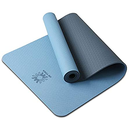 wwww Yoga Mat Eco Friendly TPE Non Slip Yoga Mats By...