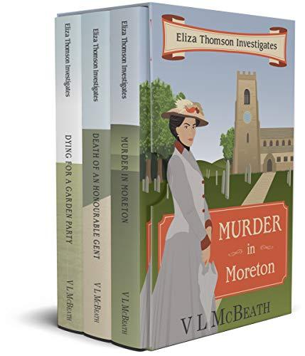 Eliza Thomson Investigates: Omnibus: Books 1-3 by [VL McBeath]
