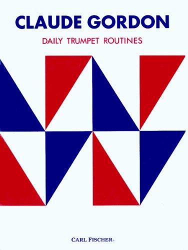 O4945 Daily Trumpet Routines Gordon Buy Online In Andorra At Andorra Desertcart Com Productid 16373046